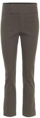 Isabel Marant Ludlow cotton-blend trousers