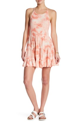 Mimi Chica Tie-Dye Racerback Cami Dress $52 thestylecure.com