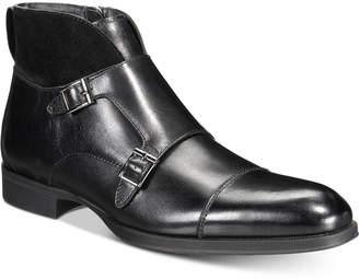 Alfani AlfaTech by Men's Callan Double Monk Boots, Created for Macy's Men's Shoes