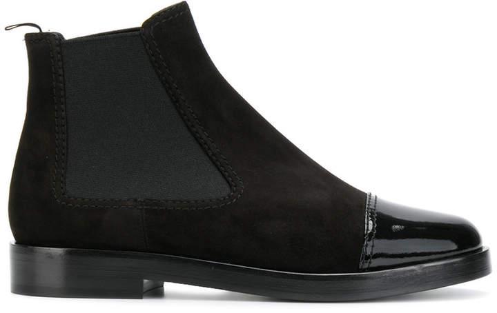 Giorgio Armani pull-on boots