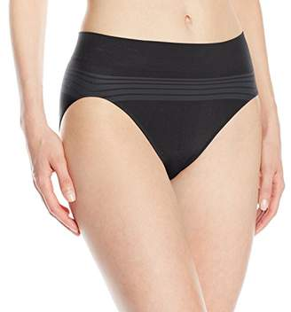 Warner's Women's No Pinching. No Problems. Seamless Hicut Panty $11.50 thestylecure.com