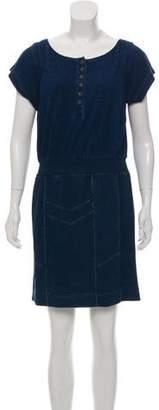 Marc by Marc Jacobs Mini Short Sleeve Dress