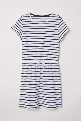 H&M T-shirt Dress - White