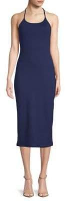 Susana Monaco Halter Slip Dress