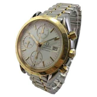Omega Speedmaster White gold and steel Watches