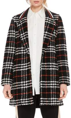 Scotch & Soda Bonded Wool Blend Jacket