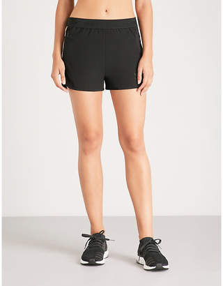 adidas AA-42 stretch-jersey shorts