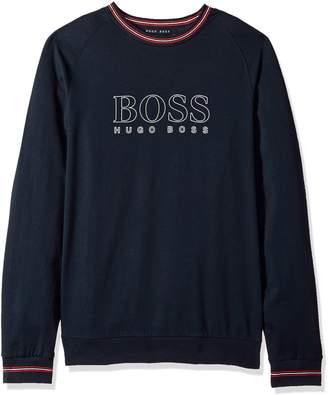 HUGO BOSS BOSS Men's Authentic Sweatshirt 10205166 01