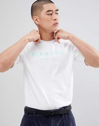 Diamond Supply Co. Stone Cut t-shirt in white