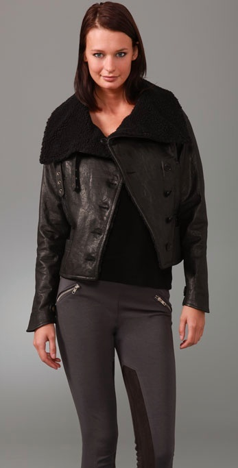 Gar-de Ayers Leather Jacket