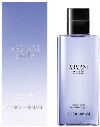 Giorgio Armani Code Satin Shower Gel