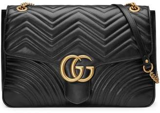 Gucci GG Marmont large shoulder bag