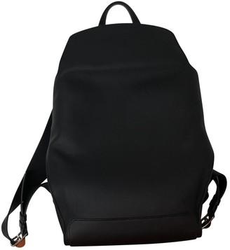 Hermes Blue Leather Bag
