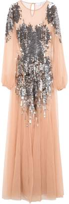 Elisabetta Franchi GOLD Long dresses