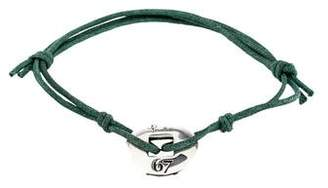 Pomellato 67 Adjustable Cord Bracelet