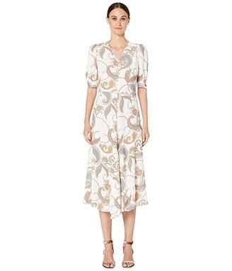 See by Chloe Paisley Print Dress