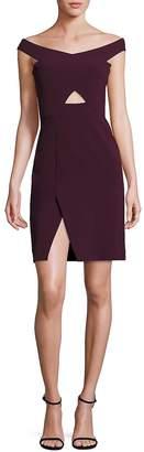 Parker Women's Rory Off Shoulder Body Con Dress
