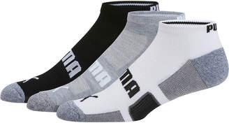 Men's Low Cut Terry Socks (6 Pack)
