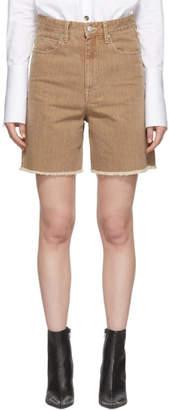 Etoile Isabel Marant Brown Ciny Shorts