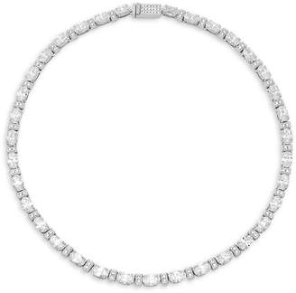 Adriana Orsini Women's Faceted Cubic Zirconia Necklace