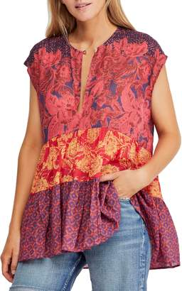 ba6d78035ff Free People Red Women's Tops - ShopStyle