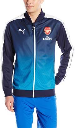 Puma Men's Arsenal Stadium Jacket