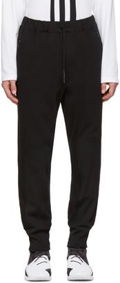 Y-3 Black Future Craft Lounge Pants $320 thestylecure.com