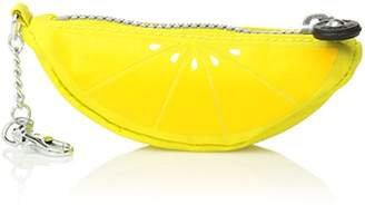 Kipling Mini Lemon Key Chain