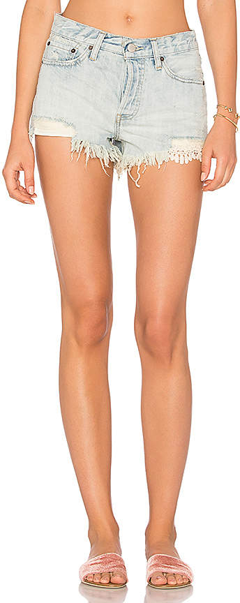 Free People Daisy Chain Lace Short.