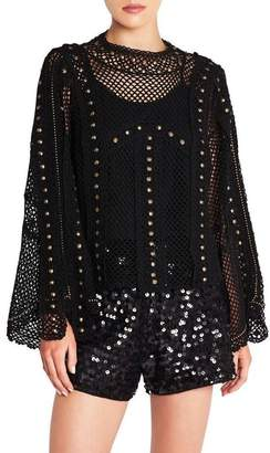 Sass & Bide Kaleidoscope Eyes Knit