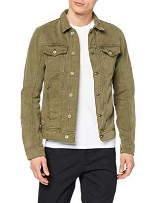 99e5103b32a6f7 at Amazon.co.uk · Tom Tailor Men's 1009188 Denim Jacket, (Grape Leaf Green  10669), ...