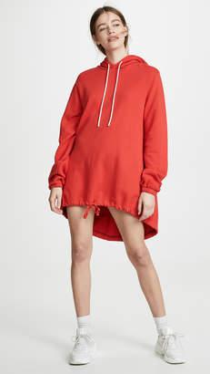 Cotton Citizen Milan Hoodie Dress