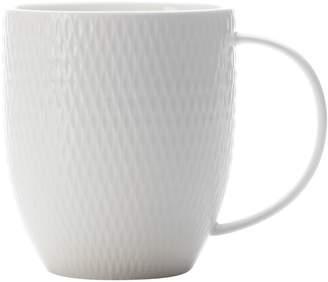 Maxwell & Williams Diamond Porcelain Mug