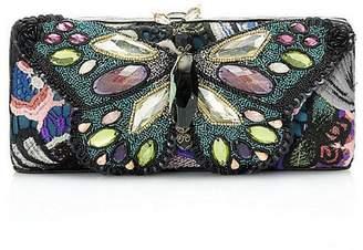 Mary Frances Beaded Dragonfly Bag