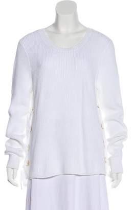 Sweater Lace Up Sweater Lace Up Knit Lace Up - ShopStyle 46b7bd28f