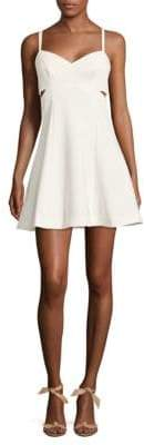 LIKELY V-Neck Sleeveless Dress