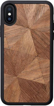 Tarxia Coveil Hand-Crafted Wood Inlay iPhone Case