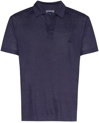 Vilebrequin Pyramid short-sleeve polo shirt