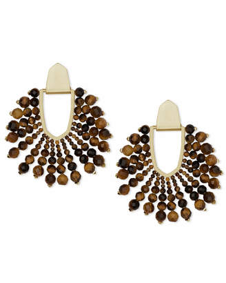 Kendra Scott Diane Beaded Statement Earrings