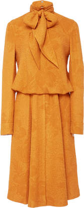 Tory Burch Brielle Embossed Dress