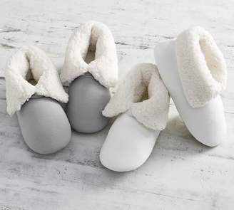 Pottery Barn Marleigh Cozy Booties