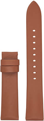Michael Kors Runway Brown Leather Smart Watch Strap