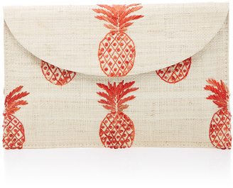 Pina envelope clutch