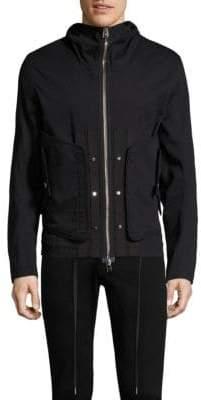 Helmut Lang Hooded Utility Jacket