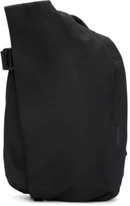 Côte and Ciel Black Medium Isar Backpack