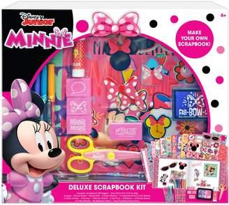 Disney Disney's Minnie Mouse Deluxe Scrapbook Kit