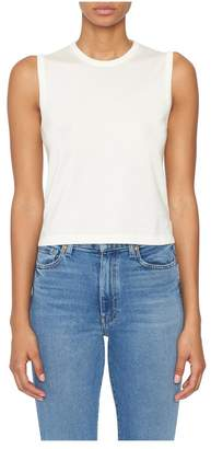 Fivestory New York Zoe Cashmere Shell In Ivory