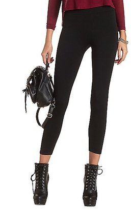 High Rise Faux Fur-Lined Leggings $12.99 thestylecure.com