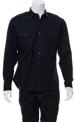Ralph Lauren Black Label Utility Button-Up Shirt