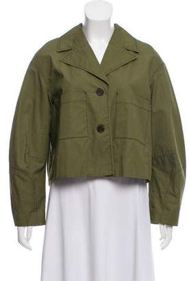 Dagmar Cropped Safari Jacket